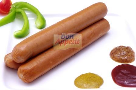 German Style Bockwurst