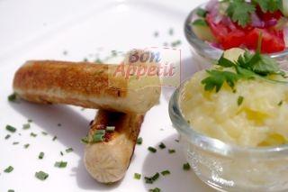 German Style Chicken Sausage Mediterranean Flavor