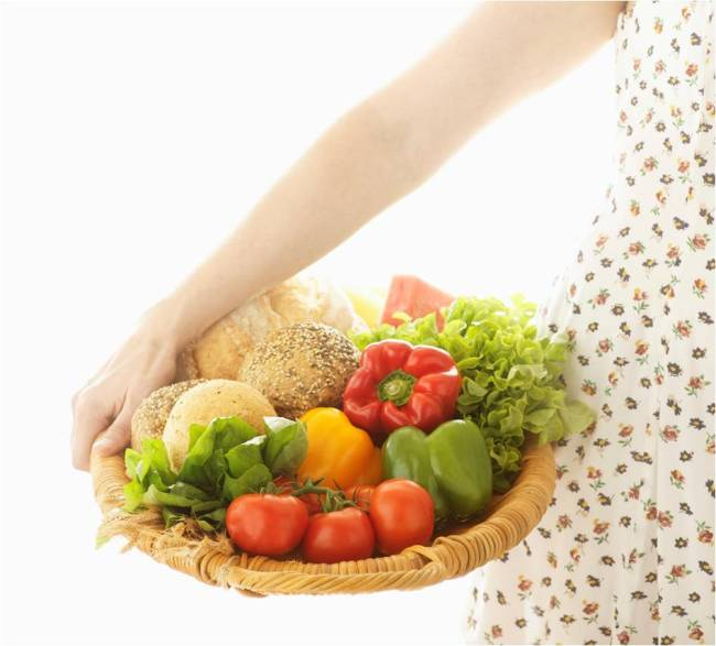Eat foods which are fresh and not comes out of the box
