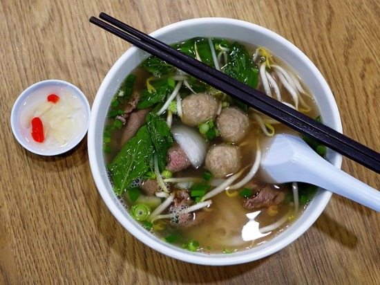 Want to recover from a hangover? Have a bowl of noodle soup