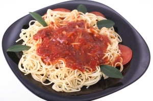 Can spaghetti be a high protein dish? If cooked with certain ingredients, absolutely yes.