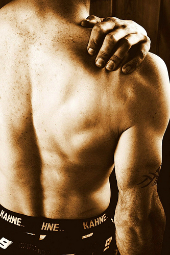 Yes, overtraining like lead to injuries, cramps and aches