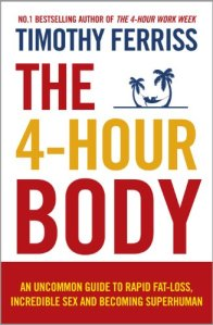"For Timothy Ferris, the best-selling author of The 4-Hour Body, the issue is clear. The man who claims to have hacked the human body recommends a slow-carb diet with five rules, including this one: ""Don't eat fruit."""