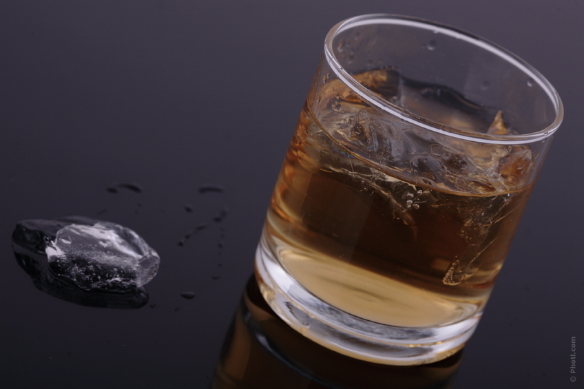 Leave the booze alone!