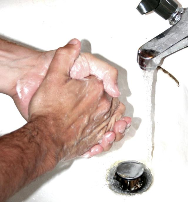Washing hands frequently also helps to prevent various other diseases during monsoon.