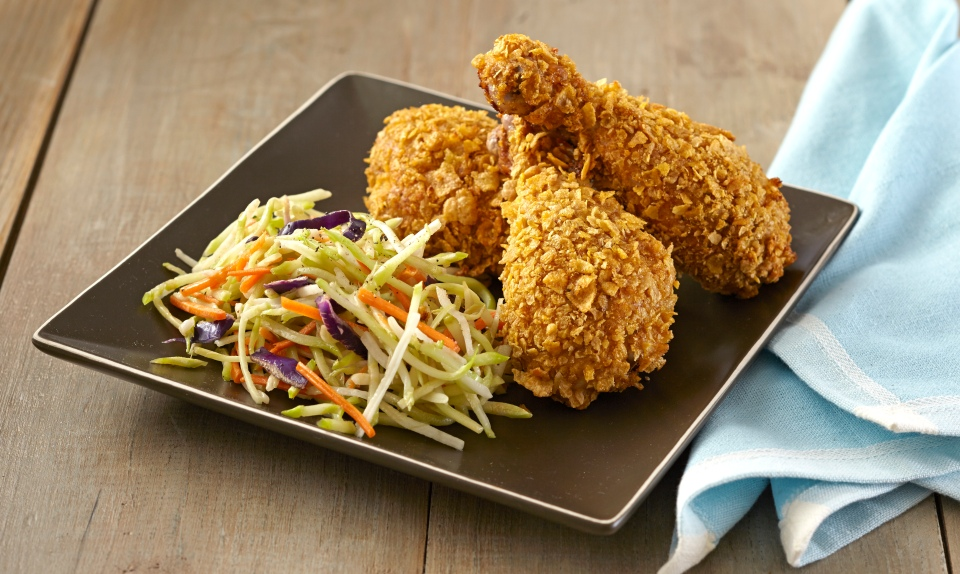 Kretschmer Wheat Germ Oven-Fried Chicken