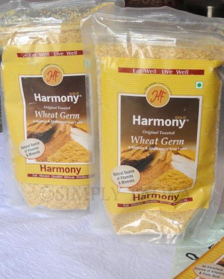 Harmony Wheat Germ