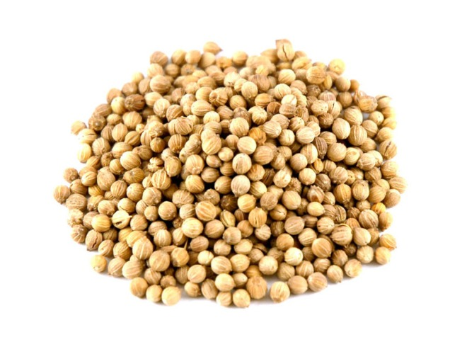 Also widely used in Indian cooking, coriander eases digestive comfort.