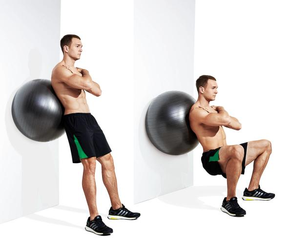 swiss-ball-wall_squat-the-30-best-legs-exercises-of-all-time