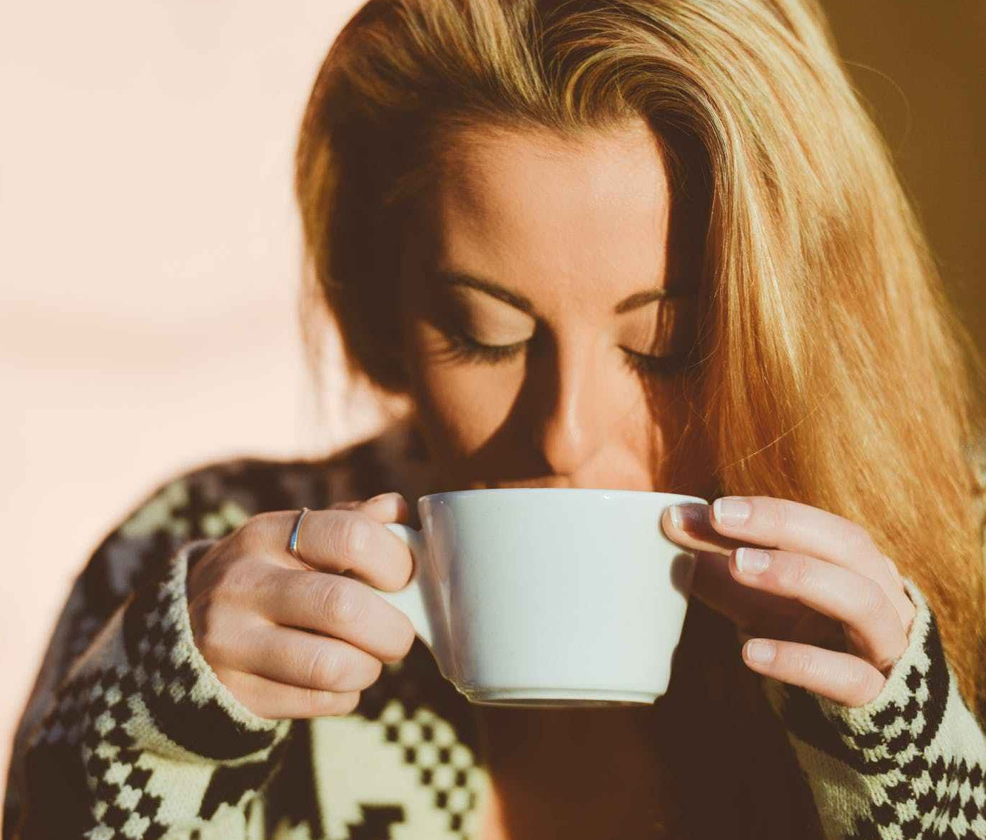 Dealing With Anxiety? Coffee Can Help