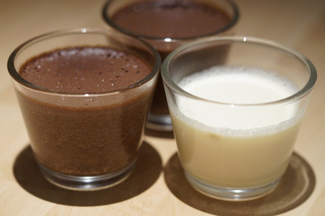 High-Protein Homemade Chocolate Mousse