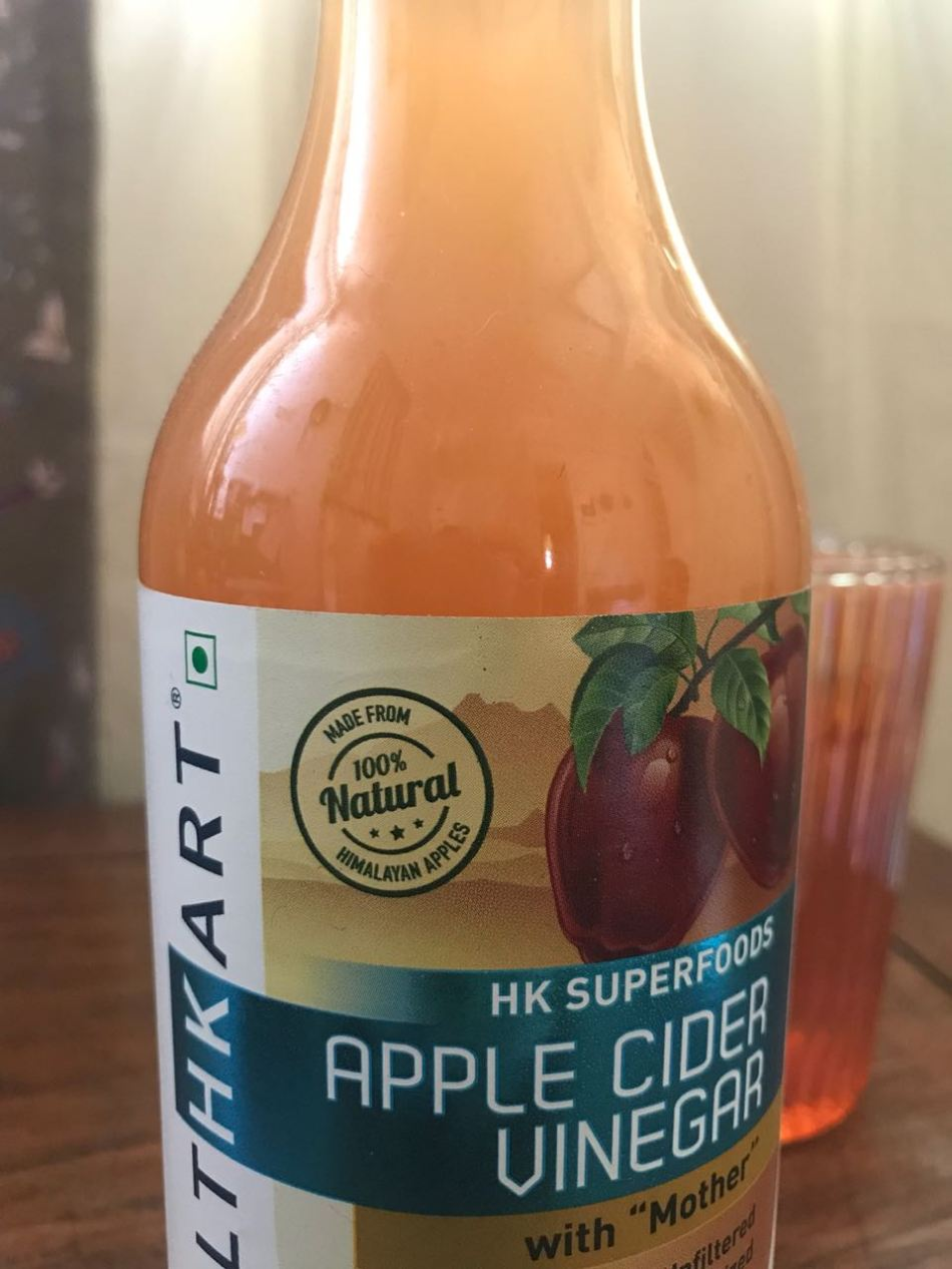 Apple Cider Vinegar from HealthKart