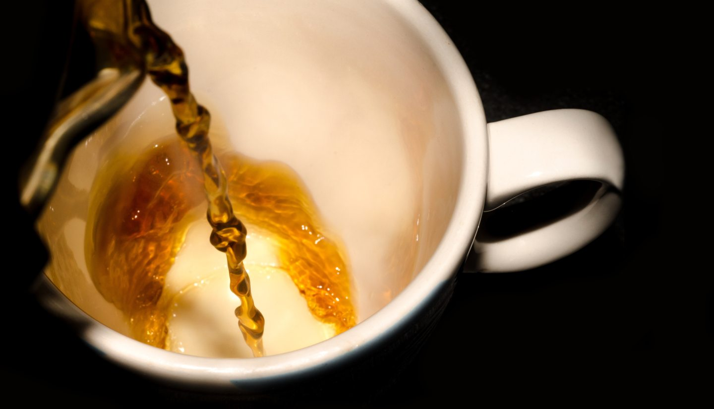 Learning To Be Mindful And Meditate With A Cup Of Tea