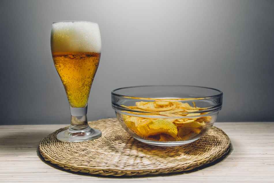 food alcohol beer foam