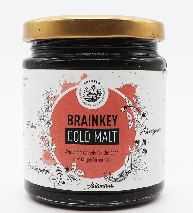Brainkey Gold Malt A