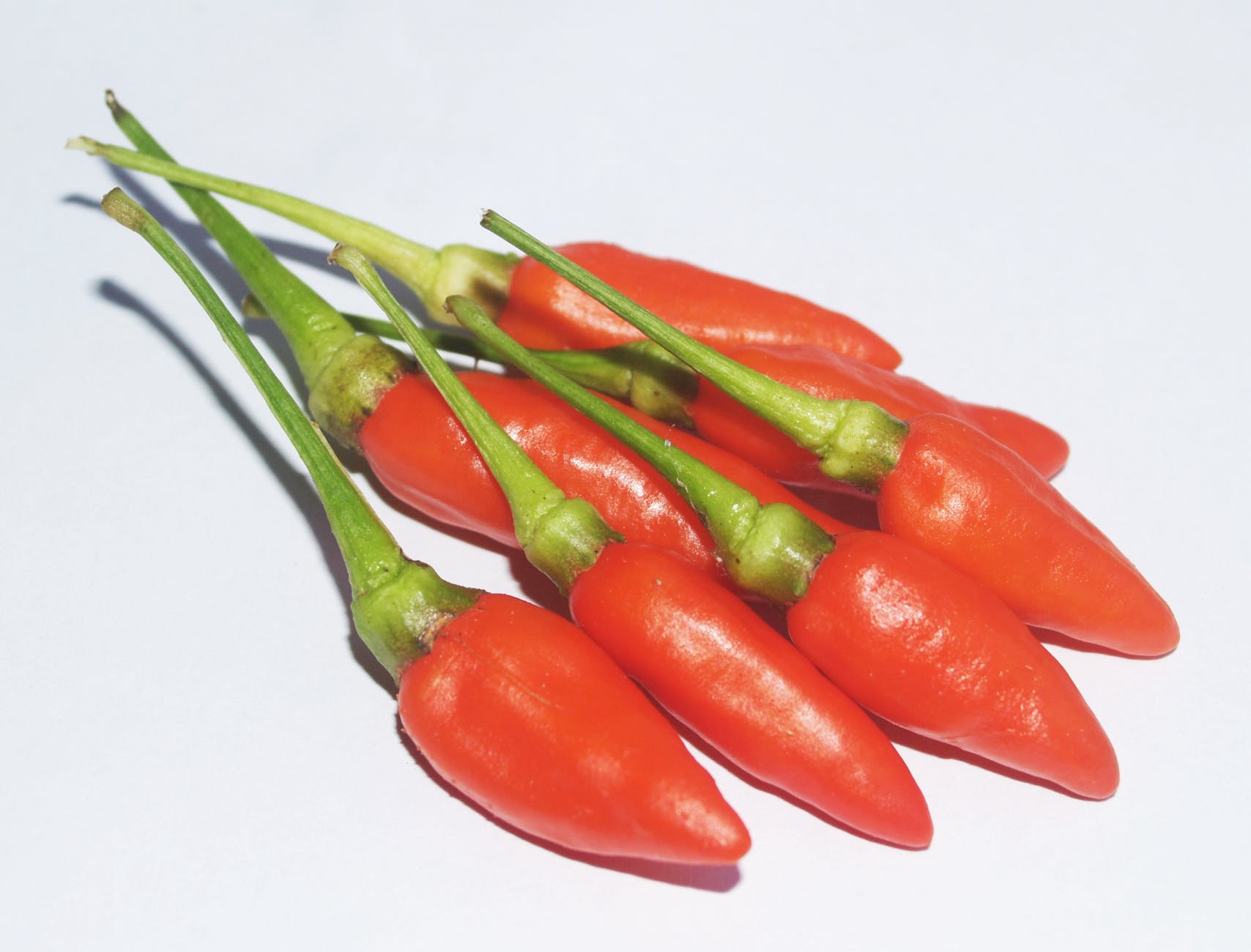 cayenne chilli close up colors