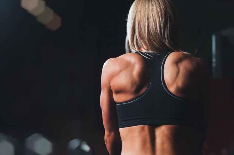 woman girl fitness