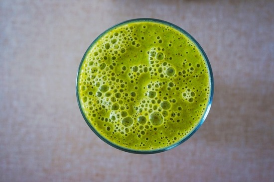3 Healthy Green Breakfast Smoothies