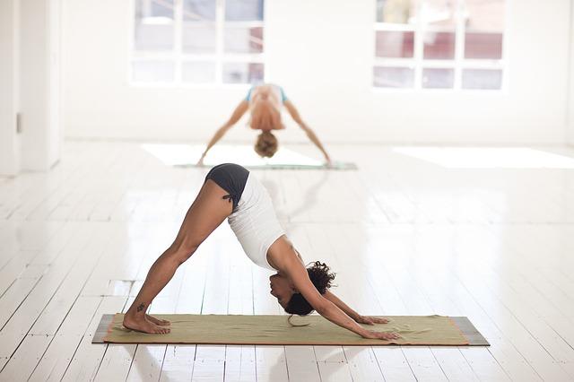 Amazing Sweaty 45 Min Yoga for Strength And Calmness